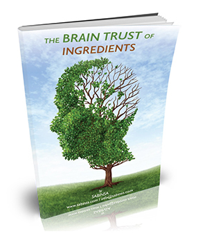 Brain Trust of Ingredients